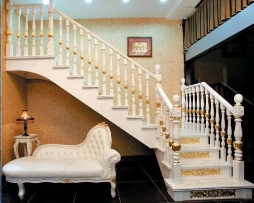 实木楼梯S63