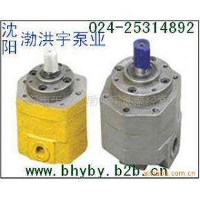 bb-b4、6摆线齿轮泵沈阳销售