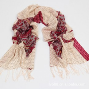 批发供应出口羊毛围巾 礼品围巾 赠品围巾