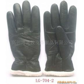 保暖真皮手套专业生产批发