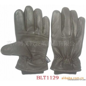 保暖鹿皮手套专业生产批发