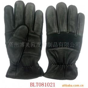 保暖鹿皮手套专业生产批发BLT081021