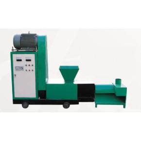 木炭机,生产的木炭比传统木炭可燃性好