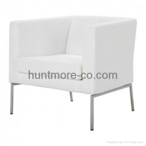 广州厂家定制直供单人沙发,时尚布艺沙发,欧式简约沙发