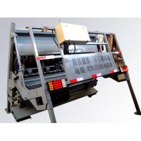 陕西车载式碎石撒布机效率高4.5万直销