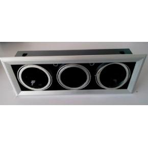 烟台欧达照明有限公司促销各类9W12W 3头LED斗胆灯