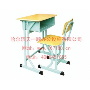 学生课桌椅 YS015