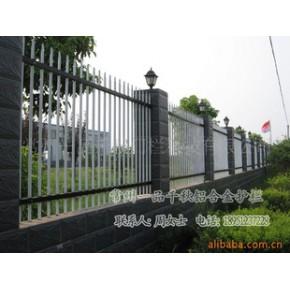 钢管围栏 钢材 围墙栏