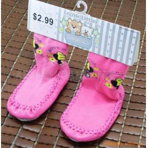 皮底袜 学步袜 地板袜 宝宝地板