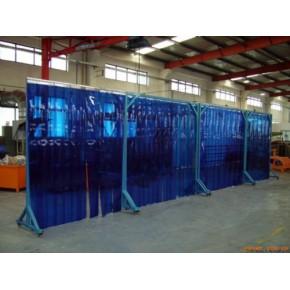 焊接防护屏、焊接防护帘、焊接防护隔断