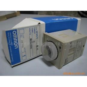 OMRON时间继电器H3CT-8H