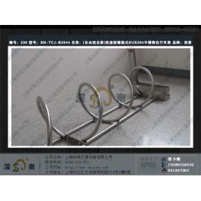 上海圆笼自行车摆放架/圆笼自行车摆放架功能