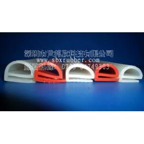 硅胶异型条、硅胶E型条