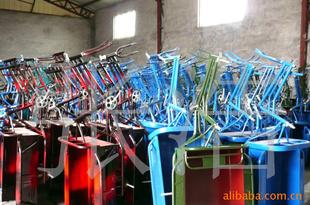 人力三轮车 千里马系列 202426型高清图片