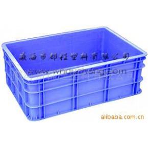 山东塑料周转箱 海水箱 空罐箱