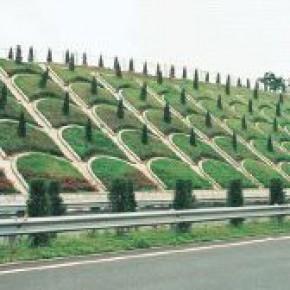 高速高铁提供护坡模具