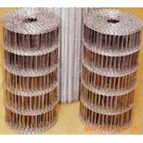 乙字型不锈钢网带、人字型高温网带、挡边网带