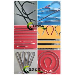 红外线加热管、碳纤维远红外线电热管、石英电加热管、红外加热管、石英加热管