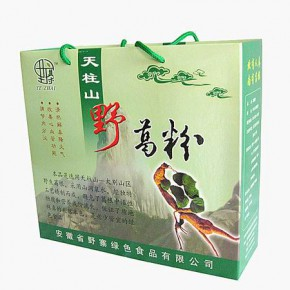 绿色食品 土特产野生葛根粉