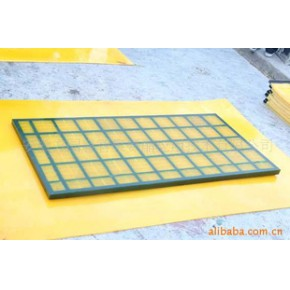 优质耐磨聚氨酯脱水筛网 胶板
