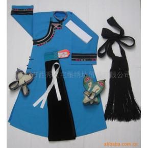 女式民俗装 大明汉装服饰、头饰、手镯、耳环
