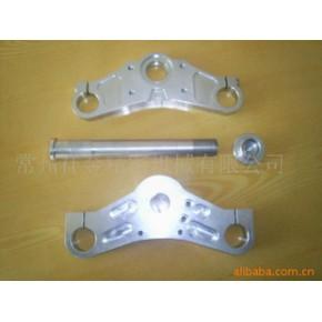 ,定制,研发越野摩托CNC铝合金方向机总成