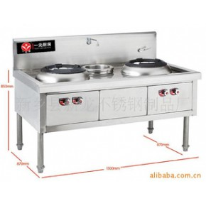 酒店、企业、学校厨房专用不锈钢材质厨房设备