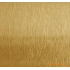 不锈钢钛金板、不锈钢镀钛板 镀钛不绣钢板 纳米