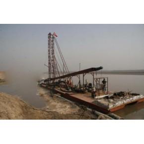 大型运输船链斗式挖沙船价格,皮带式运输船厂家-志成