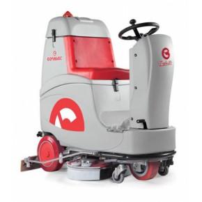 意大利高美驾驶式全自动洗地机|Tripla 驾驶式全自动洗地