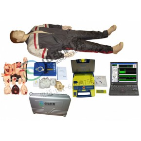 高级心肺复苏AED除颤及创伤模拟人