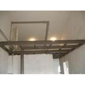 石家庄专业钢结构制作 钢结构阁楼设计制作