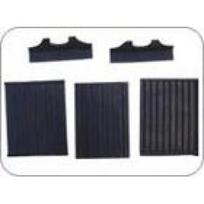 邯郸伟基专业生产复合橡胶垫板、十字橡胶垫板、胶垫