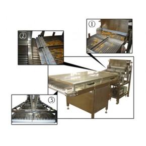 手指饼理饼机|饼干理饼机|手指饼整理机