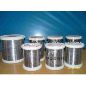 3j1铁镍合金带 3j1铁镍合金丝 3j1铁镍合金线