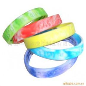 硅橡胶手环 硅胶、橡胶 手镯、手环