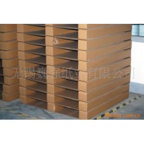 高强度纸托盘 瓦楞纸板 按客户要求(mm)