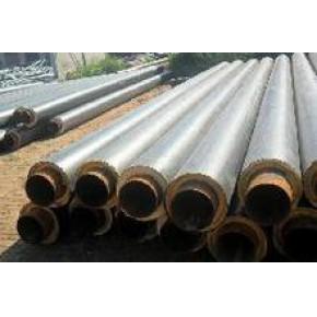 北京聚氨酯发泡保温钢管 预制聚氨酯直埋保温管厂家