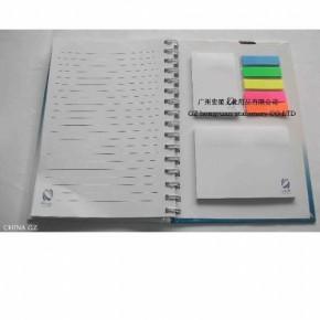 广州线圈记事本印刷礼品活页本