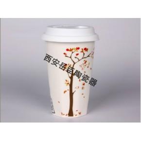 咸阳星巴克咖啡杯批发订制