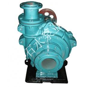 6-4E-AHR衬胶泵_胶叶轮_胶泵厂家
