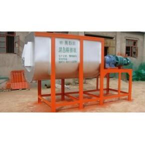 中国真石漆设备发展方向是;研发大型卧式真石漆搅拌机