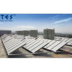 太阳能中央热水系统工程 TES天科