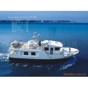 POLY 55钢制游艇,帆船
