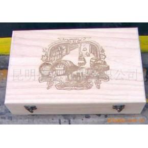 红酒礼盒包装 木材 销售包装/终端包装