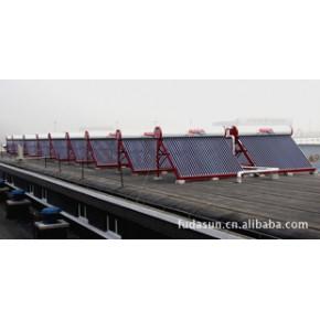 北京福达阳光太阳能工程  太阳能热水工程  太阳能