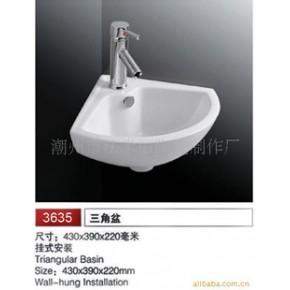 精品陶瓷挂盆3635 广东潮州