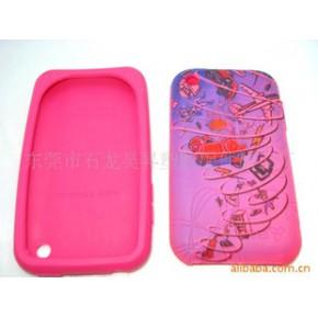 硅胶手机套 昊昇 粉红色
