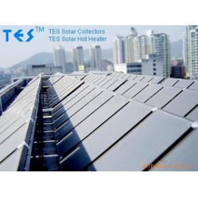 酒店宾馆工厂学校医院宿舍楼商用太阳能热水系统工程