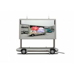 军舰LED广告车